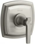 Kohler Margaux Thermostatic Valve Trim with Lever Handle
