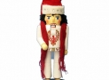 Kurt Adler EP6121L Elvis Presley Elvis in Eagle Suit Nutcracker, 11-Inch