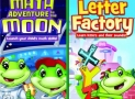 Leapfrog: Math Adventure to The Moon / Letter Factory
