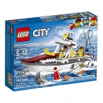 LEGO® City® Fishing Boat 6Creative Play Toy