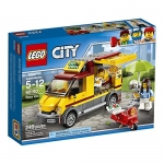 LEGO® City Great Vehicles Pizza Van Construction Toy