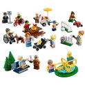 LEGO® City Town Fun in the Park – City People Pack 60134 Building Toy