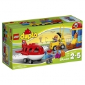 LEGO® DUPLO® Town Airport Buildable Toy for 3-Year-Olds