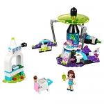 LEGO Friends Amusement Park Space Ride Toy for Girls and Boys