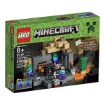 LEGO Minecraft The Dungeon 21119 Toy for ages 8 year old +