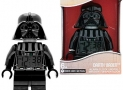 LEGO Star Wars Darth Vader Kids Minifigure Light Up Alarm Clock