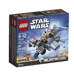 LEGO Star Wars Resistance X-Wing Fighter Playset