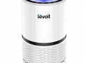 Levoit Air Purifier with True HEPA Filter Active Carbon Filtration