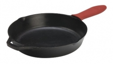 Lodge Cast-Iron Skillet 12-Inch