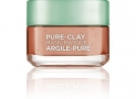L'Oréal Paris Pure Clay Mask Exfoliate And Refine Pores, 1.7 oz.