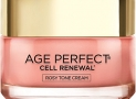 L'Oreal Paris Age Perfect Cell Renewal Rosy Tone, Anti-Aging Tinted Moisturizer, Rejuvenating and Hydrating Cream, with LHA, Peony Extract and Rosy Tone, 50ml, 240g