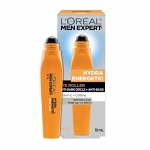 L'Oreal Paris Men Expert Hydra-Energetic, Anti Fatigue Ice Cold Eye Roller With Vitamin C & Caffeine, For Tired Skin, 0.33-Fluid OZ