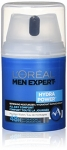 L'Oreal Paris Men Expert Hydra Power, 48HR Hydrating Face Moisturizer With Hyaluronic Acid, For Dry Skin, 50 ML