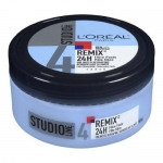 L'Oreal Paris Studio Line Out of Bed 24h Fibre Paste, 150-Milliliter