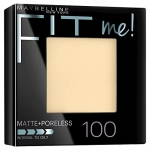 Maybelline New York Fit Me Matte Plus Poreless Powder, Translucent, 0.30 Ounce
