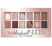 Maybelline New York The Blushed Nudes, 0.34-Ounce