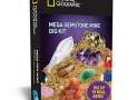 Mega Gemstone Mine – Dig Up 15 Real Gems with NATIONAL GEOGRAPHIC