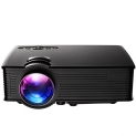Mini Projector, Mpow Portable Projector Multimedia Home Theater With USB SD HDMI