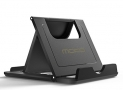 MoKo Cell Phone Stand, Tablet Stand, Universal Foldable Multi-angle Desktop Holder for Smartphone, Tablet(6-11″)