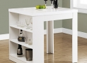 Monarch Specialties Hollow-Core Counter Height Table