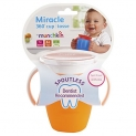 Munchkin Miracle 360-Degree Trainer Cup, 7 Ounce (colors may vary)