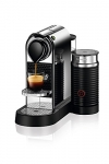 Nespresso CitiZ & Milk Espresso Machine by De'Longhi, Chrome
