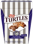 NESTLÉ TURTLES Pecan Praline Chocolates; 317g Box