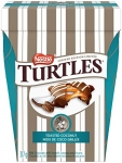 NESTLÉ TURTLES Toasted Coconut Chocolates; 317g Box