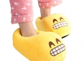 NOPTEG Unisex Emoji Soft Cute Cartoon Slippers