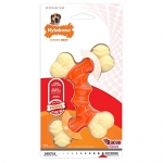 Nylabone DuraChew Double Bone Bacon, Wolf