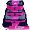 Packing Cubes | Travel Packing Cubes, 4pc Set