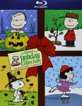 Peanuts Holiday Collection Blu Ray