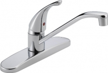 Peerless Classic Single Handle Kitchen Faucet