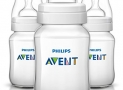 Philips Avent Anti-Colic BPA Free Baby bottle, 9-Ounce, 3-pack