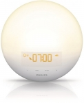 Philips HF3510 Wake-Up Light, White