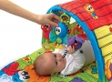 Playgro Puppy Playtime Tunnel Gym