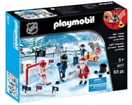 Playmobil NHL Advent Calendar Rivalry on The Pond Playset