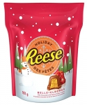 Reese Holiday Peanut Butter Candy Bells, 161-Gram