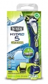 Schick Hydro 5 All-in-One Mens Electric Shaver and Razor with Adjustable Comb for Beard Trimming