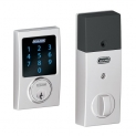 Schlage BE469NXCEN625 Century Touchscreen Deadbolt with Nexia Home Intelligence and Alarm