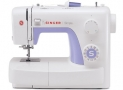 Singer 3232 Simple Sewing Machine with Automatic Needle Threader, White