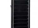 SONGMICS 10 Tiers Space Saving Shoe Rack Shoe Storage Cabinet Tower Organizer