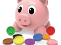 The Learning Journey Learn with Me, Numbers & Colors Pig E Bank