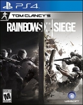 Tom Clancy's Rainbow Six Siege – PlayStation 4
