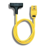 TRC 14880-4-12 Shockshield 3 Outlet Tri-Cord with GFCI and 6 Foot Cord
