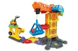 VTech Go! Go! Smart Wheels-Learning Zone Construction Site