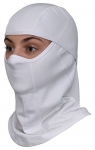 White Balaclava Ski Mask – All Season Full Face Mask