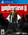 Wolfenstein 2: The New Colossus PS4 – Standard Edition