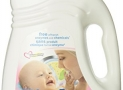 Woolite Baby, Hypoallergenic Laundry Detergent, Free of Harsh Chemicals, Standard & HE, 1.8 L