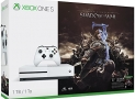 Xbox One S 1TB Shadow of War Bundle
